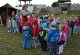 Gród Żywej Historii w Subkowach zakończył sezon szkolny, a rozpoczyna - wakacyjny [FOTO, WIDEO]