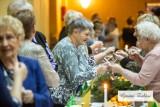 Zelów. Wieczerza wigilijna dla osób starszych i samotnych [ZDJĘCIA]