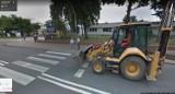 Kamery Google Street View na Zatorzu w Żarach. Nie poznalibyście tej dzielnicy. Ile drzew zniknęło z naszych ulic...