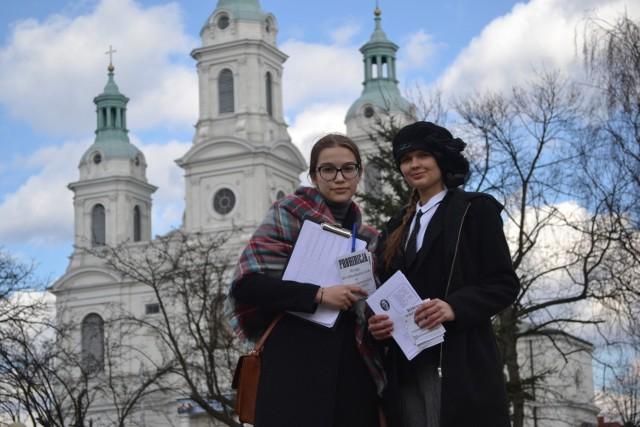 Uczennice PSP 7 w Radomsku walczą o miejsce Sejmie Dzieci i Młodzieży