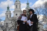 Uczennice PSP 7 w Radomsku walczą o miejsce w Sejmie Dzieci i Młodzieży