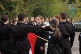 Ślubowanie uczniów Policyjnego Liceum Ogólnokształcącego w Słupsku [zdjęcia]