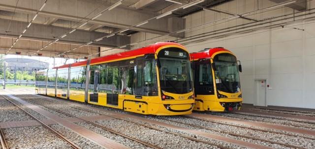 Mieszkańcy stolicy wybiorą nazwę dla nowych tramwajów