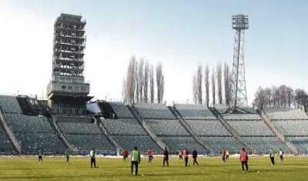 Przedstawiciele UEFA dokładnie obejrzą Stadion Śląski.