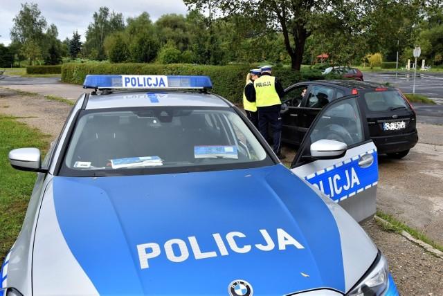 Bezpieczna droga do szkoły - akcja opolskiej policji i straży miejskiej