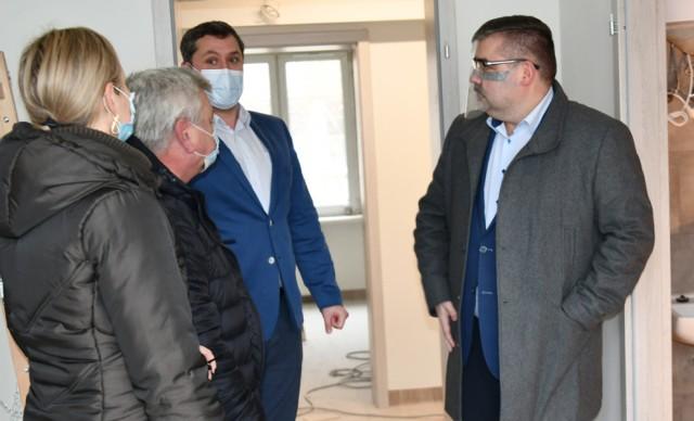W budynku po Domu Pomocy Społecznej powstaje miejsce dedykowane dla podopiecznych zakażonych koronawirusem