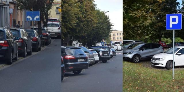 W Wągrowcu rozpoczęto prace nad wprowadzeniem płatnej strefy parkowania. Zobaczcie jak aktualnie wygląda sytuacja na parkingach na terenie miasta ->