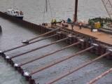 Przekop Mierzei Wiślanej. Powstaje most nad przyszłym kanałem. Wiosną będą jeździć po nim auta [zdjęcia, wideo]