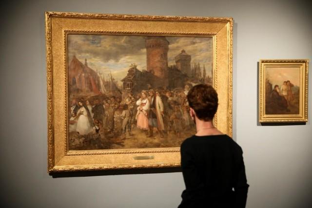 Wystawa w Muzeum Narodowym w Krakowie to pierwsza tak obszerna prezentacja twórczości artysty należącego do najważniejszych malarzy polskich drugiej połowy XIX wieku.