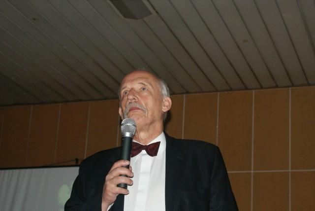 Janusz Korwin Mikke w Sieradzu