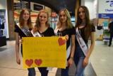 Łomża. Miss Ziemi Łomżyńskiej 2019 zbierają produkty dla potrzebujących