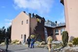 Ponad 130 interwencji strażaków po nocnej wichurze w powiecie bocheńskim - zobacz zdjęcia