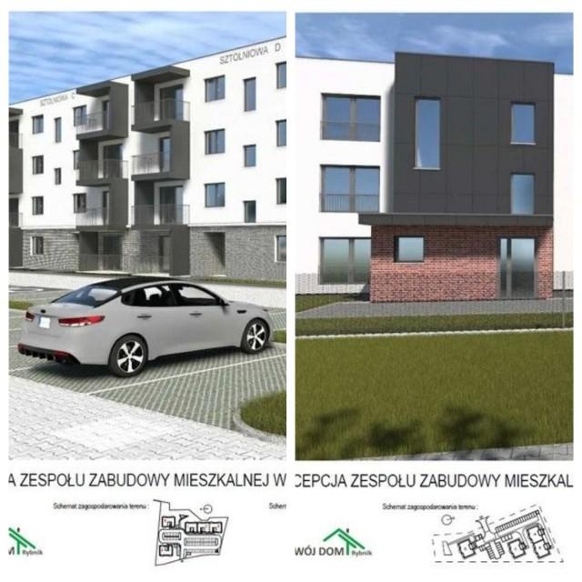 Nowe mieszkania w Rybniku mają powstać w Radziejowie i w Boguszowicach.