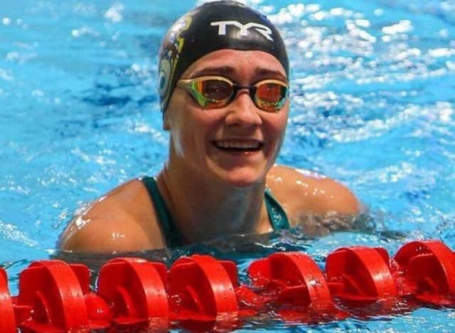 Joanna Świątek podczas Zimowych Mistrzostw Polski Juniorów w Lublinie wywalczyła złoto na dystansie 50 metrów stylem motylkowym w kategorii wiekowej 17-18 lat.