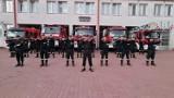 Przemyscy strażacy pomagają charytatywnie rocznemu Liamkowi. Potrzeba 9 milionów złotych na lek [WIDEO]