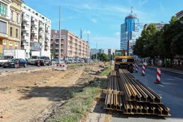 Torowa rewolucja w Szczecinie