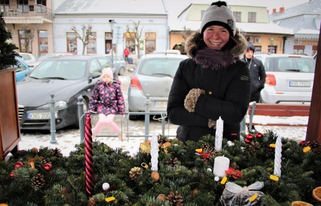 Zbliżają się święta, a starosądeckie kramy oferują mnóstwo okazji do zakupu oryginalnych prezentów