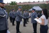 Święto policji w Bytomiu. 135 policjantów i policjantek otrzymało nominacje na wyższe stopnie policyjne