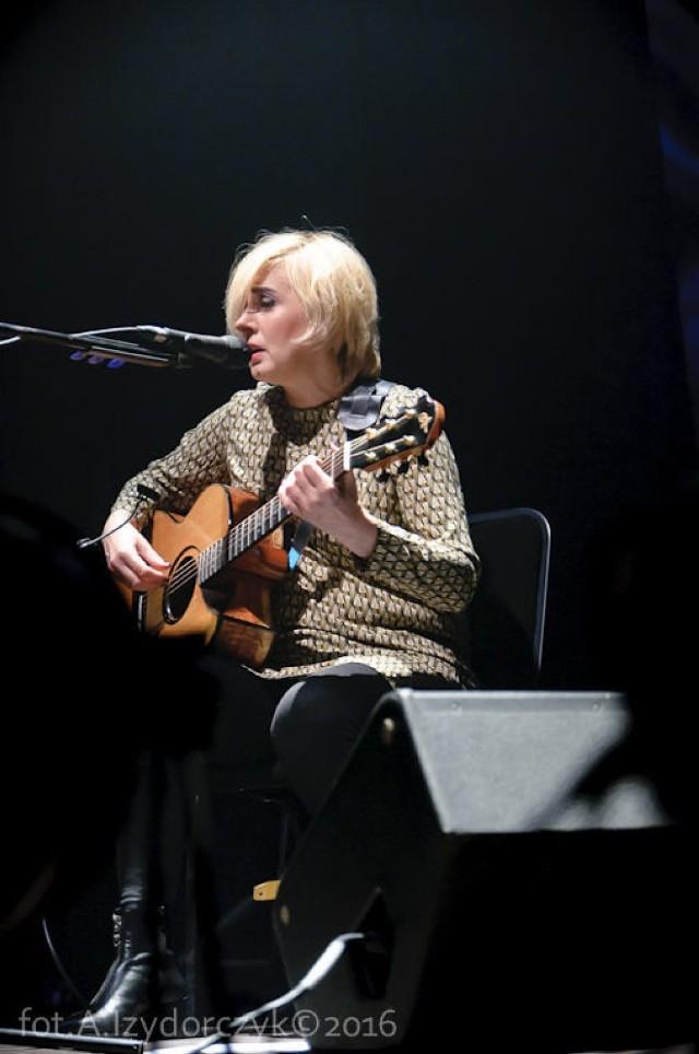 Edyta Bartosiewicz fot. Andrzej Izydorczyk