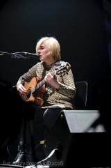 Edyta Bartosiewicz z nowym akustycznym projektem wystąpiła w łódzkim Klubie Wytwórnia (zdjęcia)