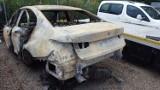 Kraków. Czy to klient spalił BMW G20, które wypożyczył?