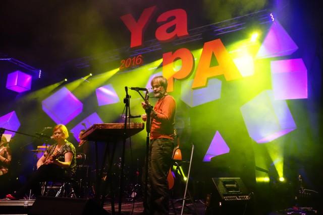 YAPA 2016 w Hali Expo. 41. Przegląd Piosenki Turystycznej w Łodzi
