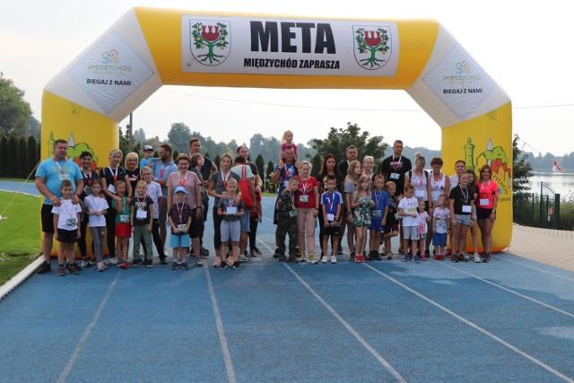 Rodzinne mistrzostwa z bieganiem i zabawą