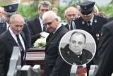 Ostatnie pożegnanie śp. dh. Ireneusza Kuczyńskiego, strażaka z Zalesia Małego [ZDJĘCIA]