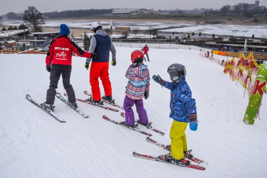 Malta Ski, ul Wiankowa 2 w PoznaniuDwa stoki narciarskie...