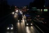 Uwaga! Nocne utrudnienia na autostradzie A4 Katowice - Kraków. Czynny jest tylko jeden pas ruchu na jezdni do Katowic i do Krakowa