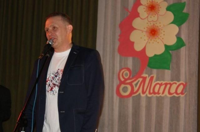 Robert Moskwa wystąpi w piątek w Dzierzgoniu