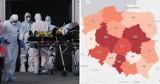 Koronawirus w Śląskiem. Sporo zgonów i najwięcej nowych zakażeń w Polsce! Jak sytuacja w Twoim mieście?