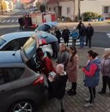Słodka kawiarenka KGW Gaworzyce ruszyła w objazd po wszystkich wsiach w gminie