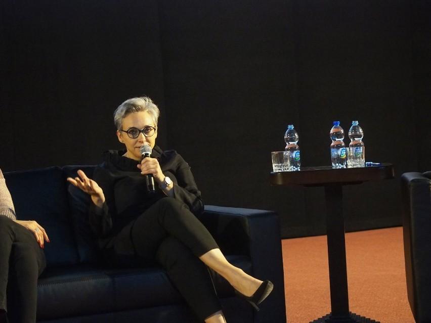 Kinga Dębska chce kręcić film z dziećmi z Białegostoku