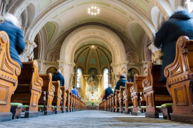 Kościół w tarapatach finansowych przez koronawirusa