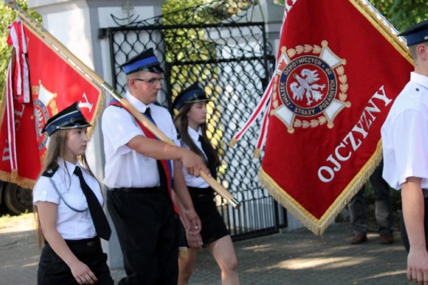 XX pielgrzymka strażaków w Wieleniu Nadobrzańskim