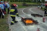 Strażacy z całej Małopolski wzięli udział w zawodach pożarniczych w Nowym Wiśniczu [ZDJĘCIA]