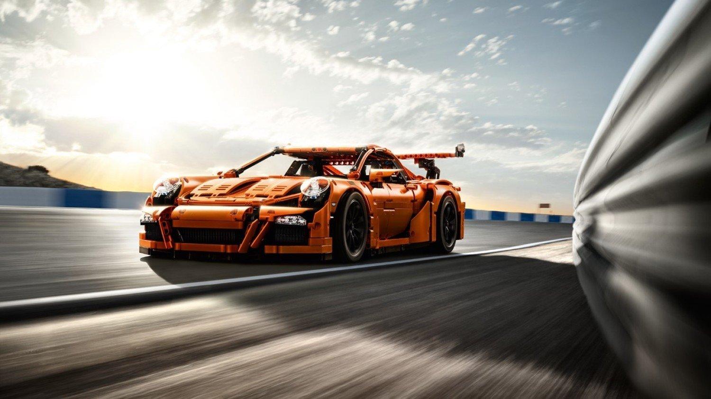 Porsche Zbudowane Z Lego Będzie W Warszawie Można Zobaczyć Je Za