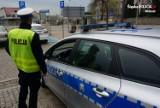 Kłobucka policja prowadziła akcję Bezpieczny Pieszy