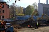 Bytom: Co będzie na miejscu dawnego browaru przy ul. Wrocławskiej? Ruszyły prace