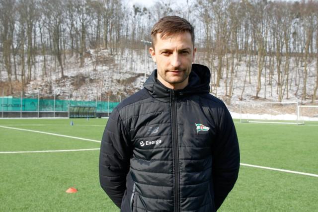 Na zdjęciu: Mariusz Szymkiewicz