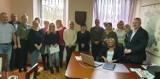 Marta Paszkowska na jeden dzień zasiadła w najważniejszym fotelu w gminie Łagów