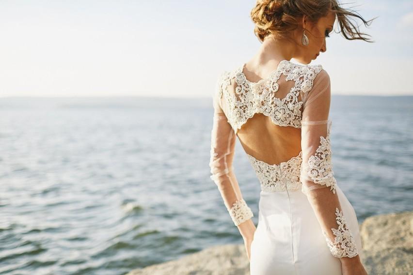 W czym celebrytki poszły do ślubu? Ich suknie ślubne...