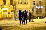 KOŚCIAN. Strajk kobiet - na rynku w Kościanie protestowało osiem osób, które nie zgadzają się na zaostrzenie prawa aborcyjnego