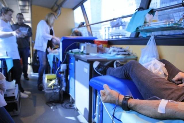 Apel centrum krwiodawstwa w Warszawie: pilnie potrzebna krew
