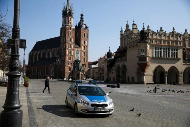 Jak zmieniła się przestępczość w Krakowie w czasie pandemii? Sprawdź statystyki.