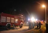 Sosnowieccy policjanci w ostatniej chwili wyprowadzili  z płonącego domu starszego mężczyznę