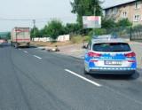 Śmiertelny wypadek w Pruchniku. 93-latek kierujący skuterem zginął na miejscu
