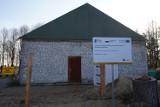 Powstaje  Ośrodek Edukacji Ekologicznej w Rychliku. Trwają prace...
