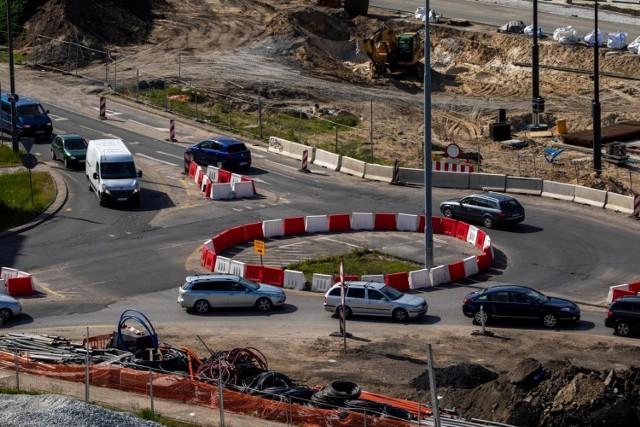Najpilniej obserwowana inwestycja drogowa w Bydgoszczy dawno przekroczyła półmetek